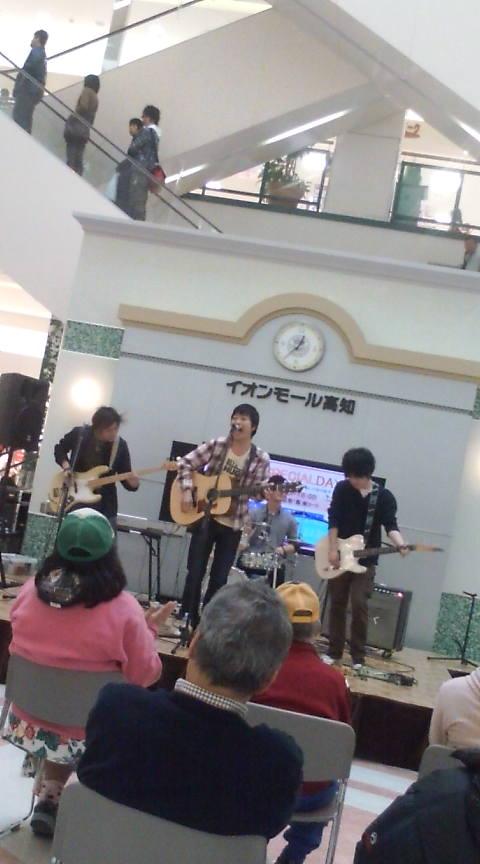 イオンでライブ!!